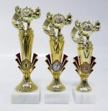 Fotbal trofeje 39-P006
