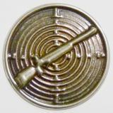 Puška MINI emblém A41č.15-stříbro