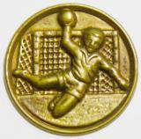 Házená MINI emblém A41č.35-zlato