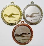 Plavání medaile D113-15