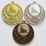 In-line brusle medaile D43-149