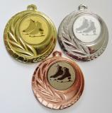 Krasobruslení medaile D110-160