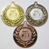 Triatlon medaile D6A-74
