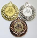Krasobruslení medaile D6A-160