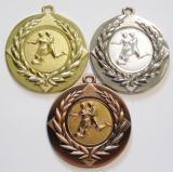 Fotbal medaile D6A-A1
