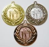 Volejbal medaile D6A-A2