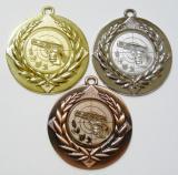 Pistole medaile D6A-A4