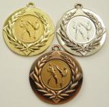 Karate medaile D6A-A14