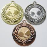 Ping-pong medaile D6A-A22