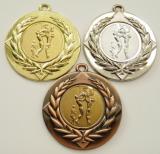 Košíková medaile D6A-A31