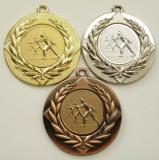 Běžky medaile D6A-A46