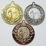 Lukostřelba medaile D6A-A57