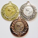Fotbal medaile D6A-A61