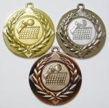 Volejbal medaile D6A-A64