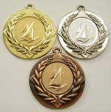 Jachting medaile D6A-A74