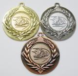 Motokáry medaile D6A-A81