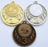 Kanoistika medaile D43-62