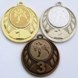 Judo medaile D43-77