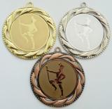 Mažoretky medaile D93-46