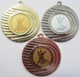 Taneční medaile DI5001-N30
