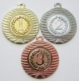Medaile pořadí DI4001-A67-9