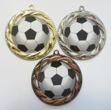 Fotbal medaile D93-L228