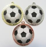 Fotbal medaile D113-L228