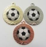 Fotbal medaile DI4001-L228
