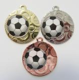 Fotbal medaile DI4002-L228