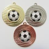 Fotbal medaile DI5001-L228