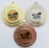 Bench press medaile DI5001-L7