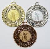 Kriket medaile D28A-112