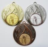 Kriket medaile D49-112