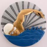 Plavání keramika FG008
