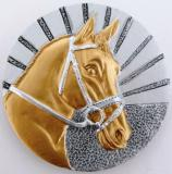 Hlava koně keramika FG009