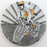 Cyklista keramika FG033