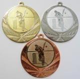 Kriket medaile D114-112