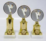 Karate trofeje s pořadím 58-FG005