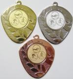 Triatlon medaile D107-74