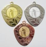 Kriket medaile D107-112