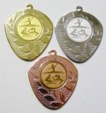 Gymnastika medaile ženy D107-151