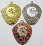 Cyklisti medaile D107-A16