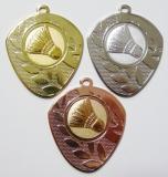 Badminton medaile D107-A42