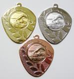 Plavání medaile D107-A47