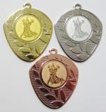 Tanec medaile D107-N30