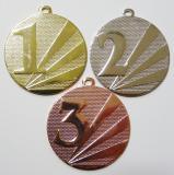 Medaile D112E-F-G