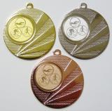Triatlon medaile D112H-74