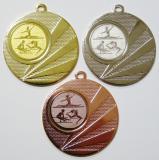 Gymnastika sportovní medaile ŽENY - D112H-151