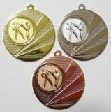 Karate medaile D112H-A14