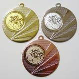 Cyklisti medaile D112H-A16